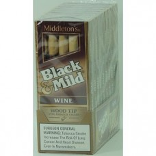 BLACK & MILD WOODTIP WINE