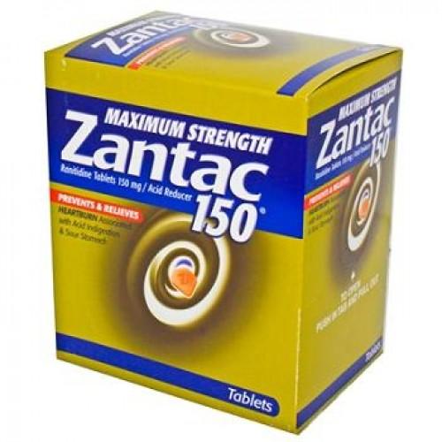 E G ZANTAC 150