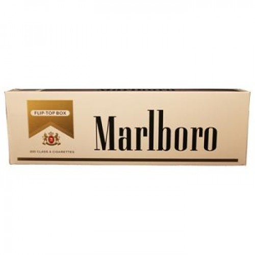 MARLBORO GOLD K BOX