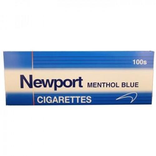 NEWPORT MENTHO BLUE 100