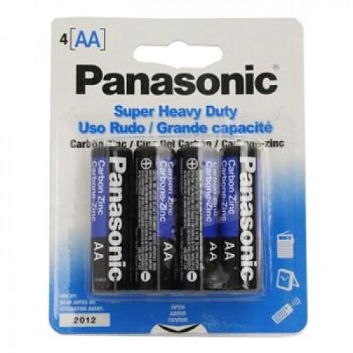 PANASONIC AA 4 PACK