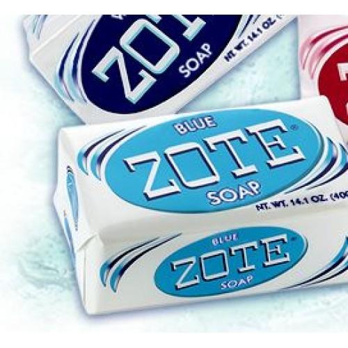 ZOTE SOAP BLUE 14.1 OZ
