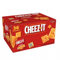 CHEEZ-IT 100% CHEESE
