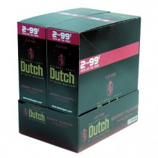 D M CIG 2F99 DUTCH BERRY
